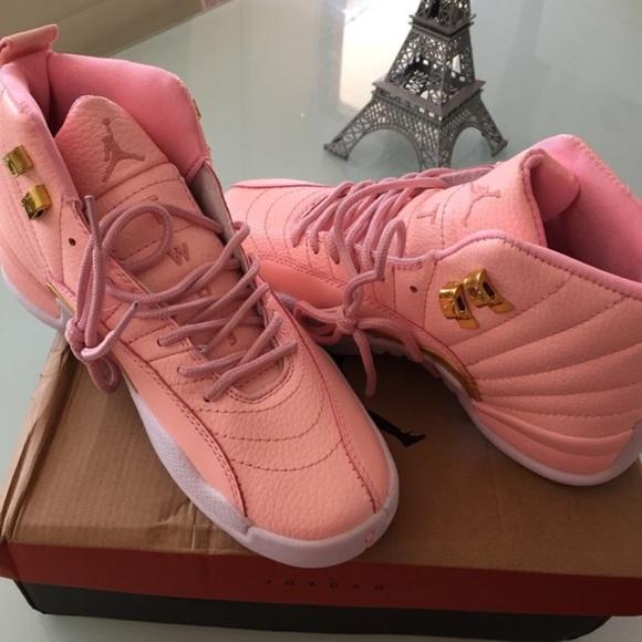 Jordan Shoes   Jordans 2s Solid Pink